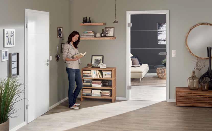 межкомнатные двери designline hormann