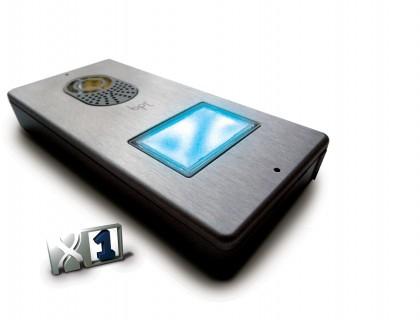 видеодомофон персональный блок